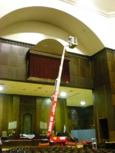 Contact us if you need commercial painting.