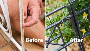 Fence Painting Services by Red Line Painting in Chicago IL